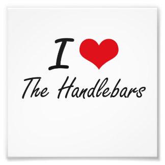 I love The Handlebars Photo Art