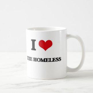 I Love The Homeless Coffee Mug
