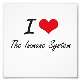 I love The Immune System Photograph