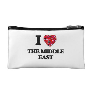 I love The Middle East Cosmetic Bags