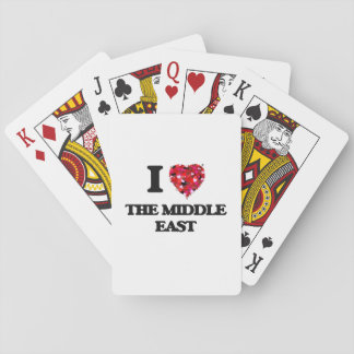 I love The Middle East Poker Deck