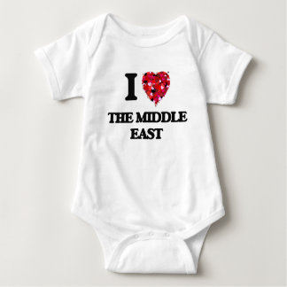 I love The Middle East Shirts