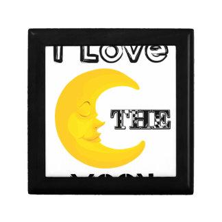 I Love The Moon Gift Box
