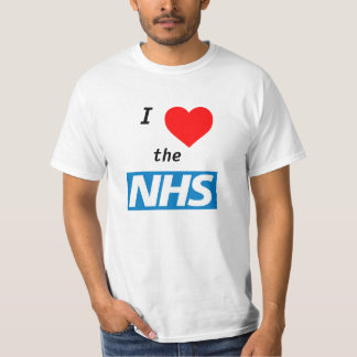 I love the NHS T-Shirt