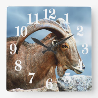 I love the Ram 2015 Square Wall Clock