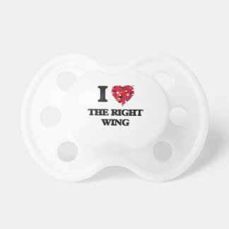 I love The Right Wing Baby Pacifier