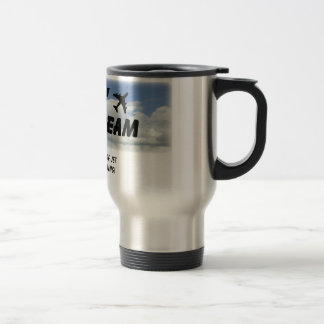 I Love The Smell Of Jet Fuel In The Morning! Coffee Mug