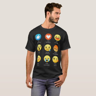 I Love The Violin Emoji Emoticon Graphic Tee Shirt