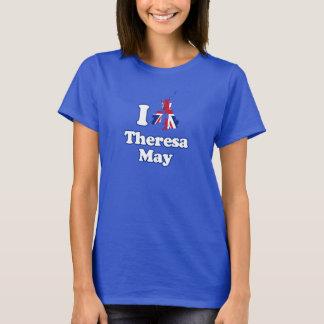 I Love Theresa May - GBR -- T-Shirt