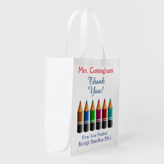 I LOVE THESE Bags - Teacher / Anyone Tote - SRF