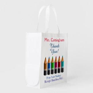 I LOVE THESE Bags - Teacher / Anyone Tote - SRF Market Tote
