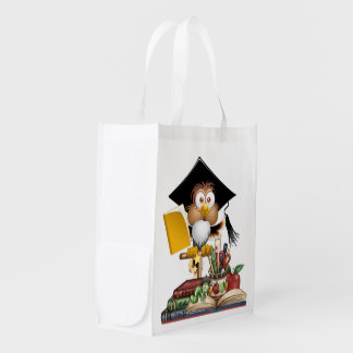 I LOVE THESE Bags - Teacher Wise Owl - See Back