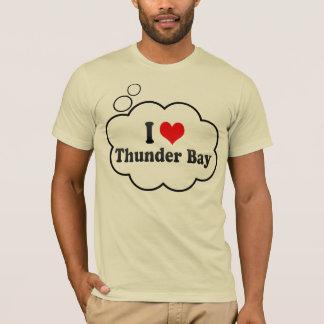 I Love Thunder Bay, Canada T-Shirt