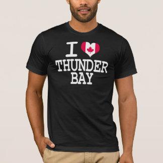 I love Thunder Bay T-Shirt