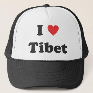 """""""I love TIbet"""" Hat"""