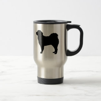 I Love Tibetan Mastiffs Travel Mug