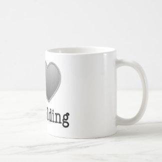 I love TIG welding Classic White Coffee Mug