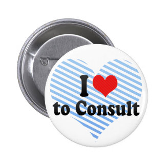 I Love to Consult Button