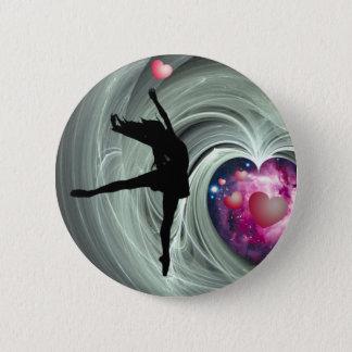 I Love To Dance! 2 Inch Round Button