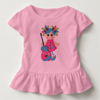 I Love To Rock Toddler T-shirt