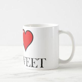 I love to Tweet Coffee Mug