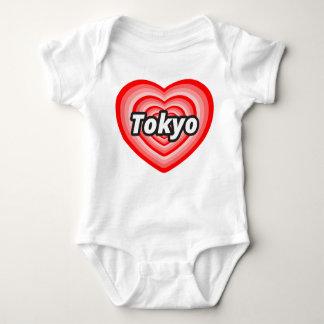 I love Tokyo Baby Bodysuit