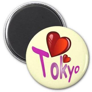 I Love Tokyo! Magnet