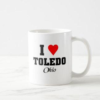 I love Toledo, Ohio Coffee Mug