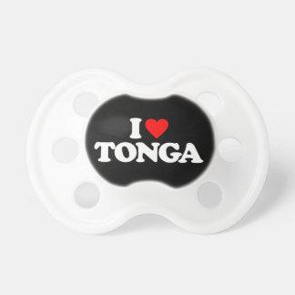 I LOVE TONGA PACIFIER