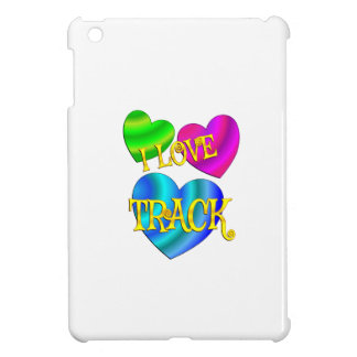 I Love Track iPad Mini Case