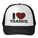 I Love Trance Hat