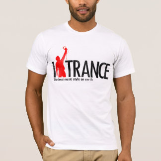 I Love Trance Mucic T-Shirt