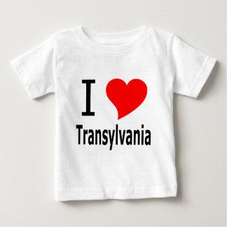 I love Transylvania Baby T-Shirt