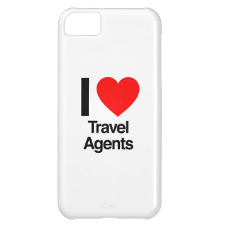 i love travel agents iPhone 5C covers