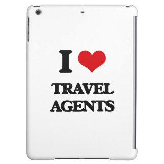 I love Travel Agents iPad Air Cover