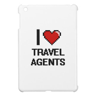 I love Travel Agents Case For The iPad Mini