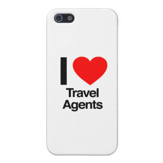 i love travel agents iPhone 5 cases
