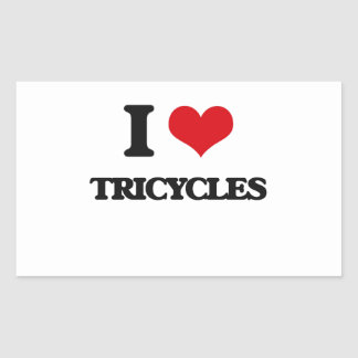 I love Tricycles