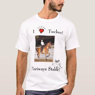 I Love Tucker! T-Shirt