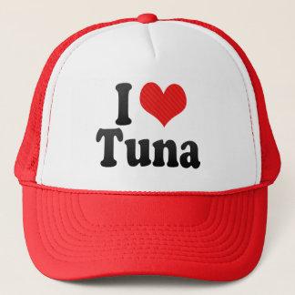 I Love Tuna Trucker Hat