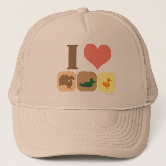 I Love Turducken! Trucker Hat