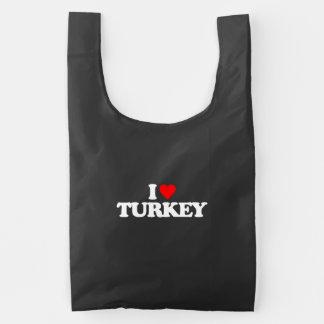 I LOVE TURKEY