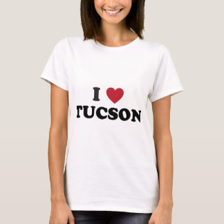 I Love Tuscon Arizona T-Shirt