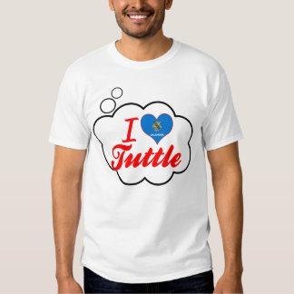 I Love Tuttle, Oklahoma Shirt