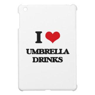 I love Umbrella Drinks Case For The iPad Mini