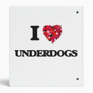 I love Underdogs Binder
