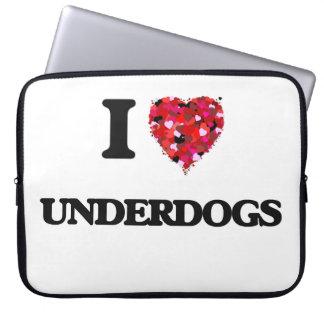 I love Underdogs Computer Sleeve