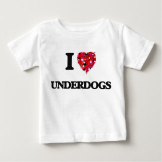 I love Underdogs T-shirts