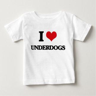 I love Underdogs Tee Shirt
