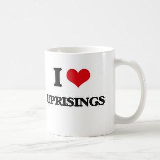 I Love Uprisings Coffee Mug